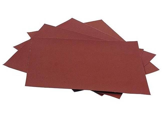 Зернистость наждачной бумаги таблица и шероховатость