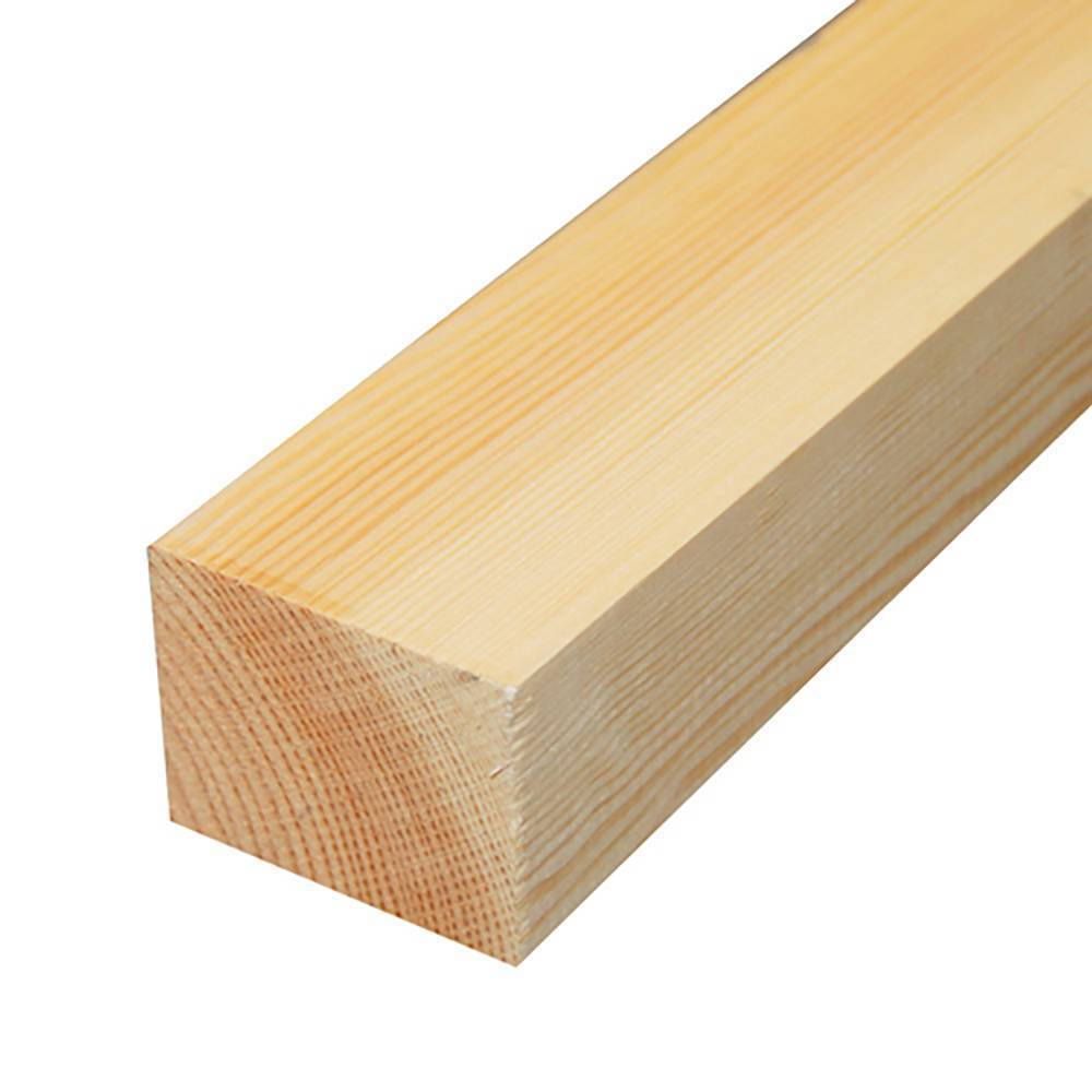 Брус сухой строганный 80 мм (80 100 150 200) 2, 3, 4, 6 метров, цена за штуку-куб, купить в москве