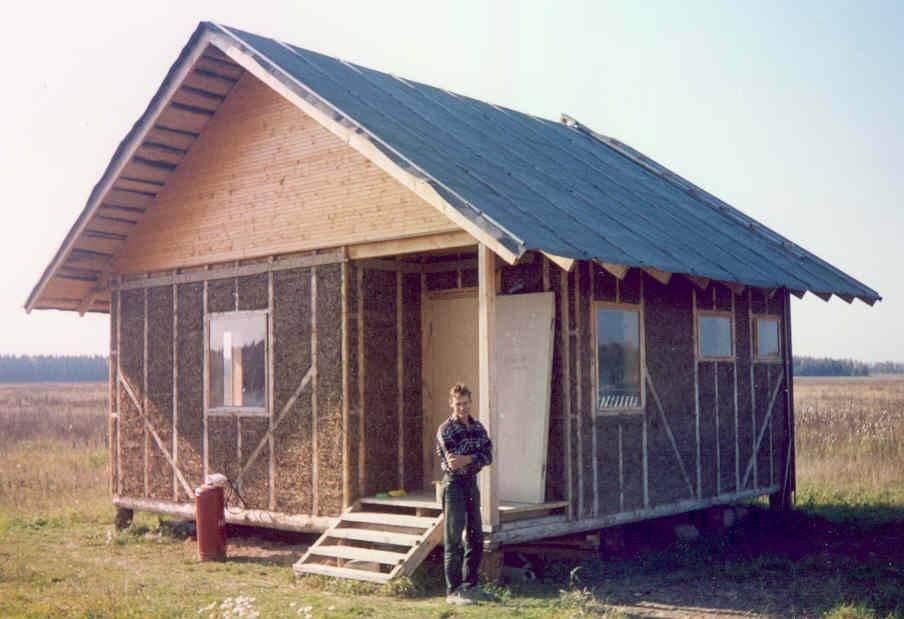 Как построить дом недорого