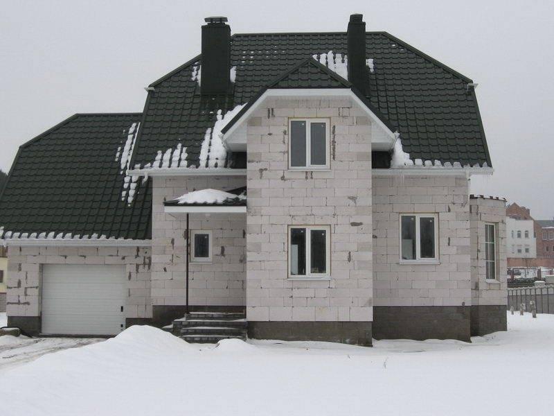 Дом из пенобетона: отзывы владельцев и скрытые проблемы