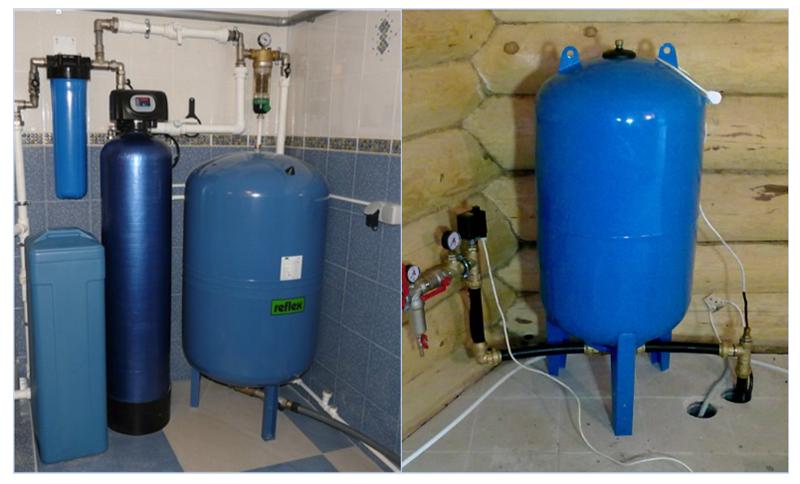 Где ставится гидроаккумулятор в системе водоснабжения. как установить гидроаккумулятор для системы водоснабжения: подробная видеоинструкция