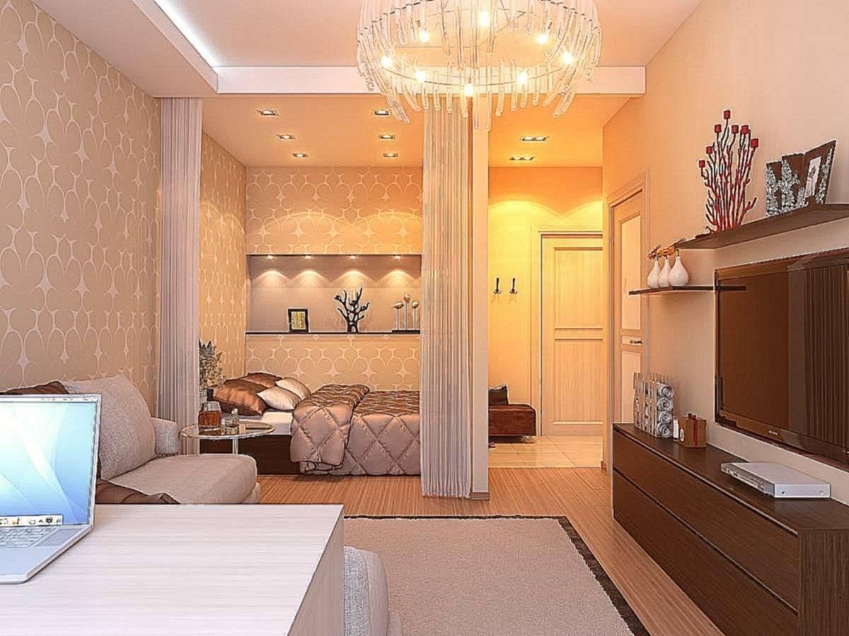 Секреты бюджетного ремонта однокомнатной квартиры своими руками