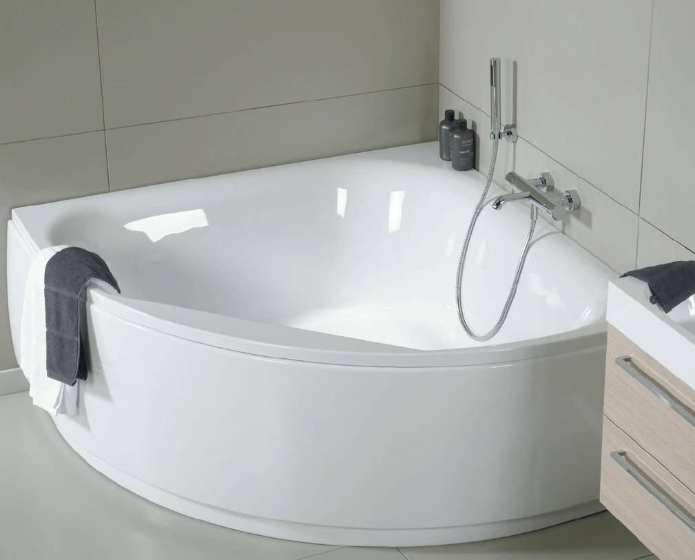 Как выбрать акриловую ванну: лучшие производители