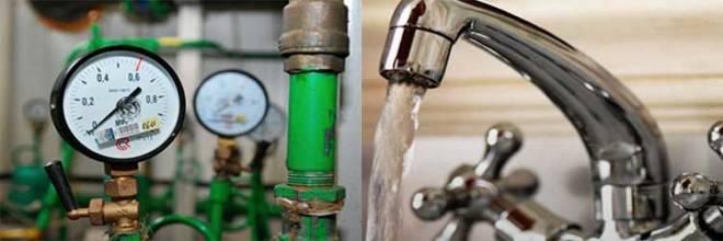 Как повысить давление воды