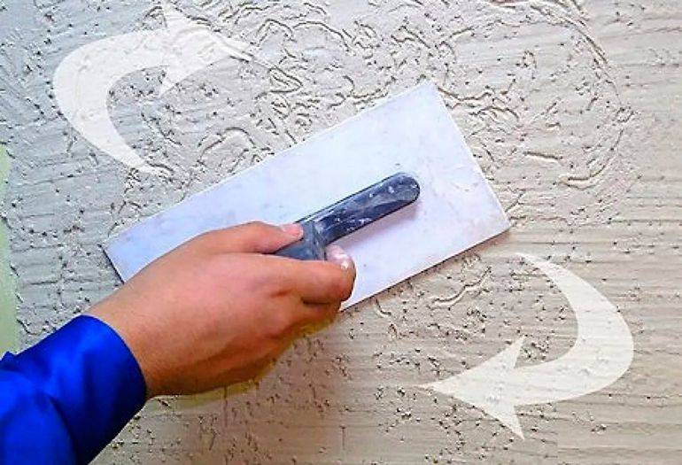 Вся правда об отделке стен декоративной штукатуркой