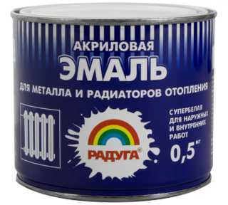 Краска для отопительных приборов