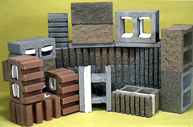 Какие блоки лучше для строительства дома: характеристики, достоинства и недостатки