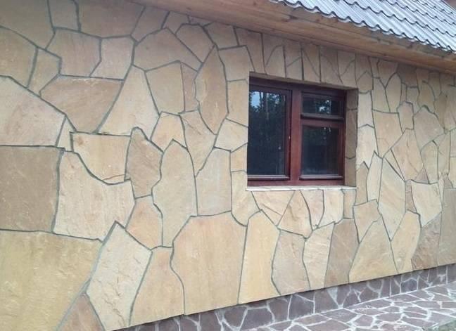 Технология и материалы для отделки цоколя частного дома