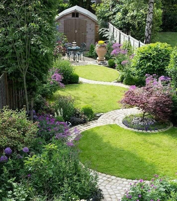 Ландшафтный дизайн только с любовью – 8 идей садовых композиций | дизайн участка (огород.ru)