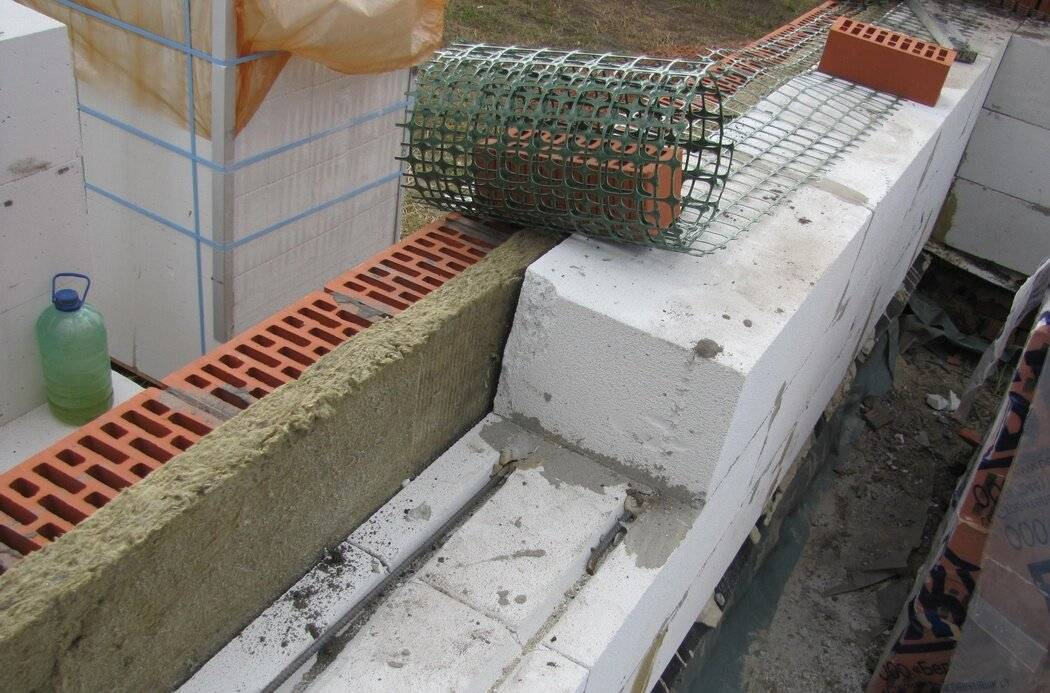 Раствор для газобетонных блоков: какой нужен, пропорции, как класть газоблок на раствор