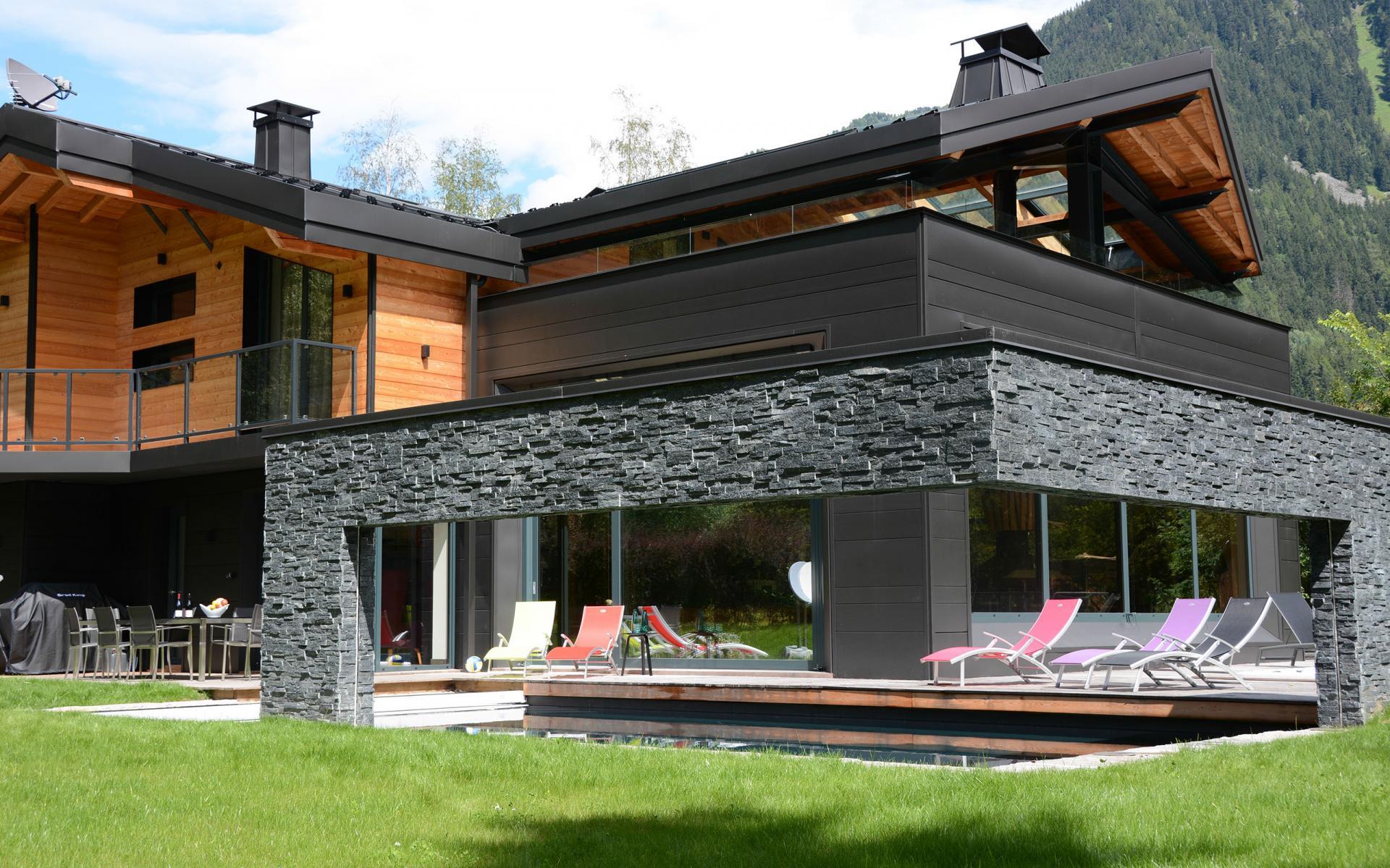 Современные архитектурные стили для частных домов