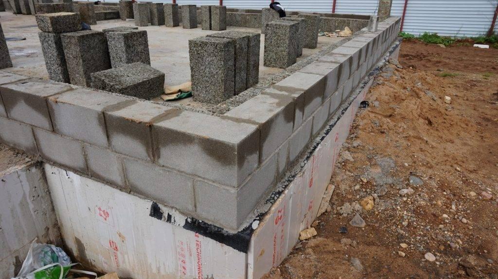 Проекты и строительство домов из полистиролбетона