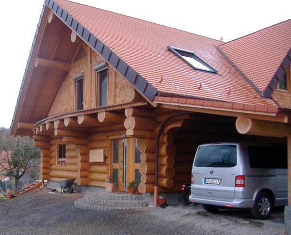 Дома из оцилиндрованного бревна: отзывы владельцев своего жилья