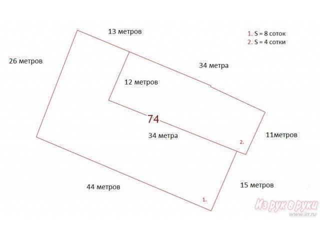 Сколько метров в сотке, как перевести сотки в квадратные метры + калькулятор