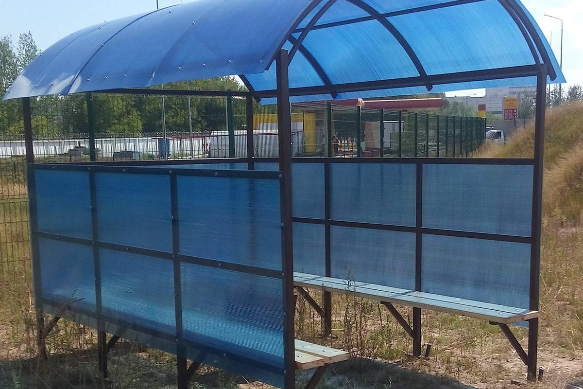 Забор из поликарбоната: 9 советов по выбору и установке | строительный блог вити петрова