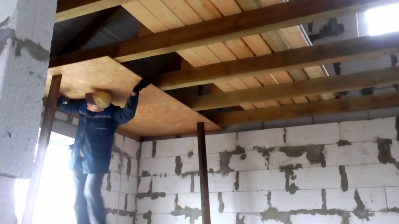 Правила монтажа и варианты отделки плит осб внутри и снаружи дома