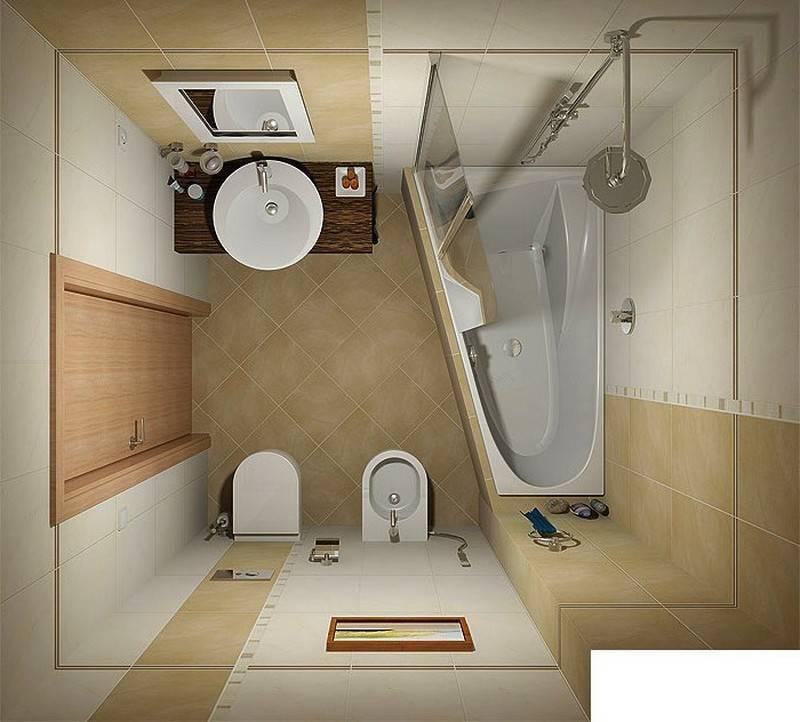 Дизайн ванной комнаты 3,5 кв. м (47 фото): варианты планировки со стиральной машиной и без, идеи оформления интерьера