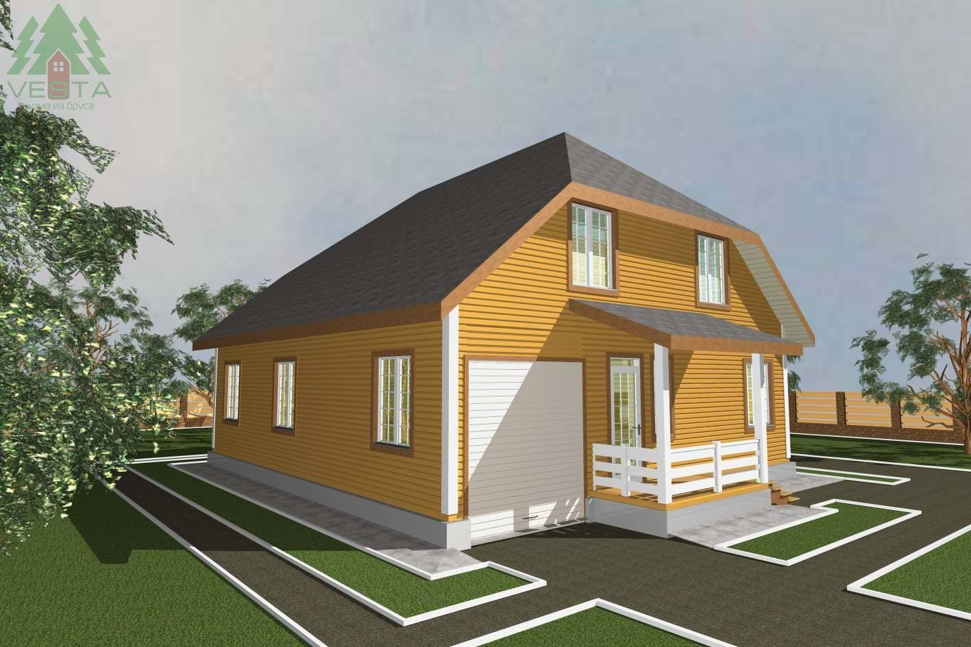 Из чего дешевле строить дом: экономические обоснования в важном выборе строительных материалов