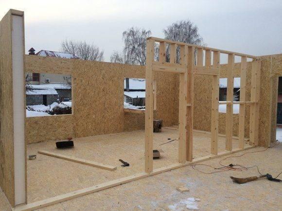 Частный дом из сип (sip) панелей - обзор всех преимуществ + 150 фото