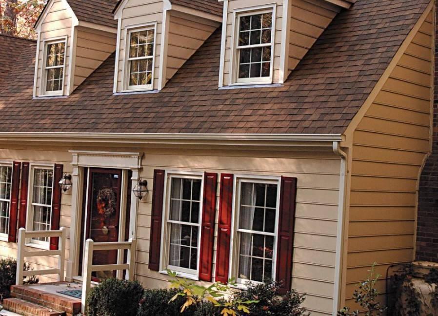 Чем обшить дом снаружи: фото и рекомендации