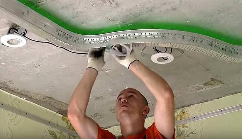 Двухуровневые и многоуровневые натяжные потолки  -  дизайн, монтаж, цены на многоуровневые натяжные потолки в москве