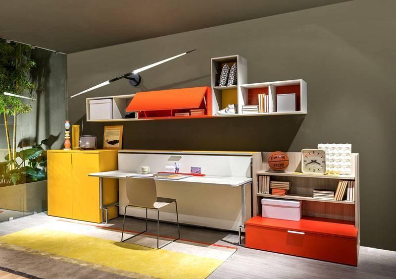 Необычная мебель трансформер. трансформируемая мебель (35 фото)