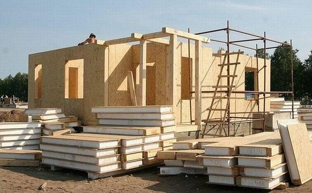 Из чего лучше строить дом ? для постоянного проживания, какой дом дешевле?