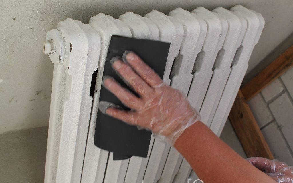 Покраска радиаторов отопления - как и какой краской лучше