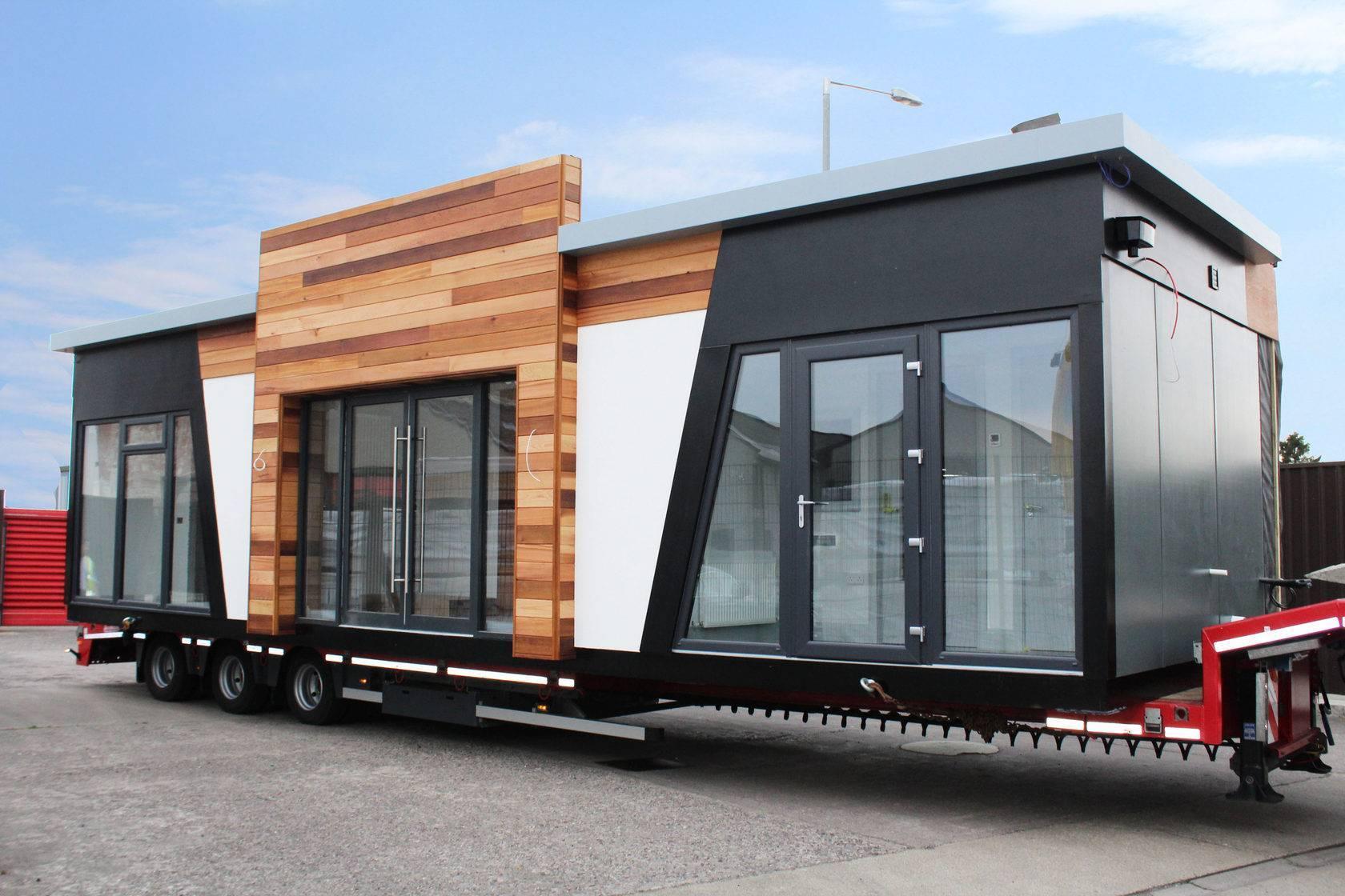 Дома из контейнеров - разнообразие вариантов и особенности строительства