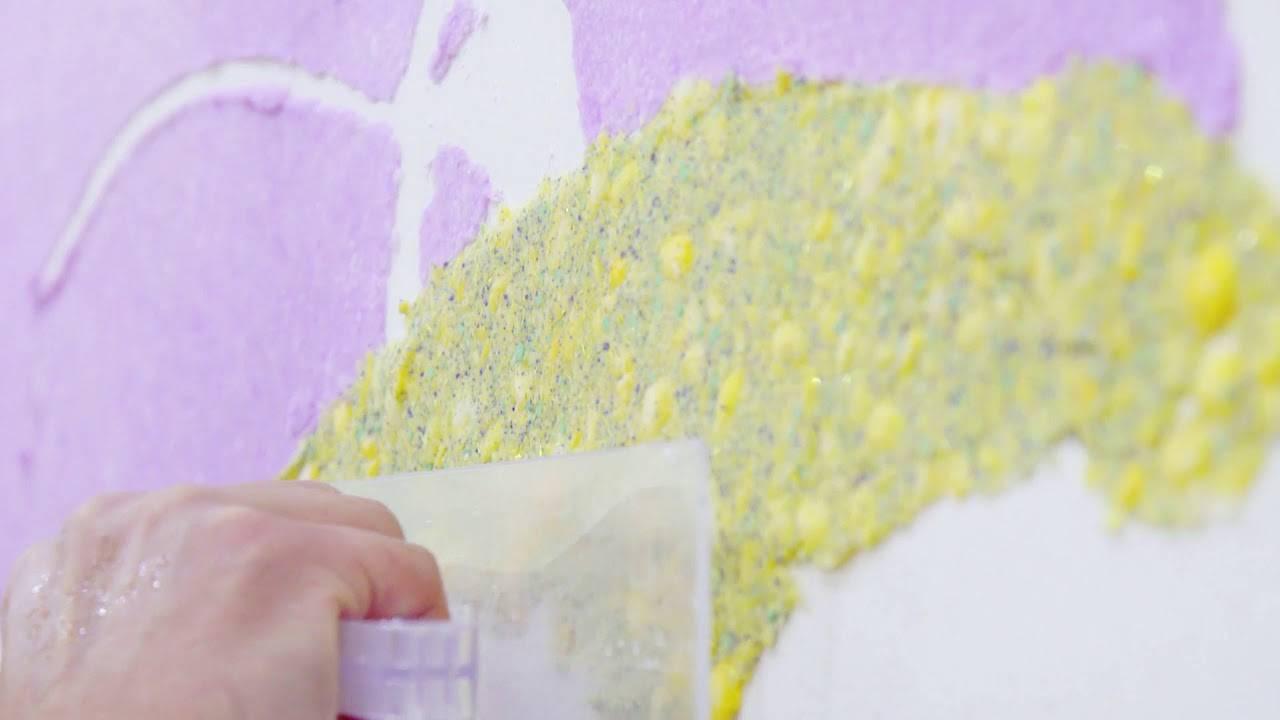 Жидкие обои на потолок – как наносить и лучшие сочетания современного дизайна (120 фото)