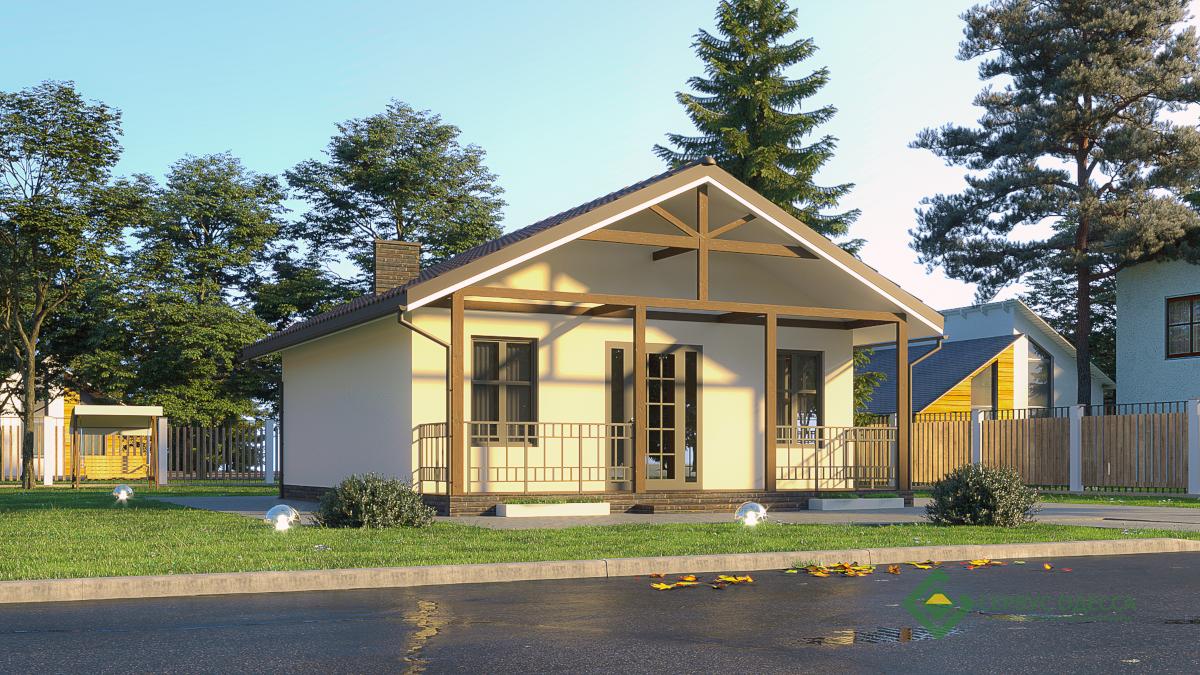 Осуществление проектирования домов из сип панелей