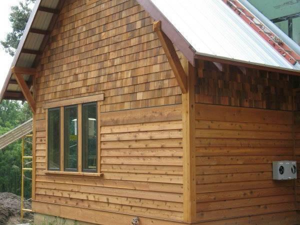 Как и чем правильно обшиваются деревянные дома снаружи