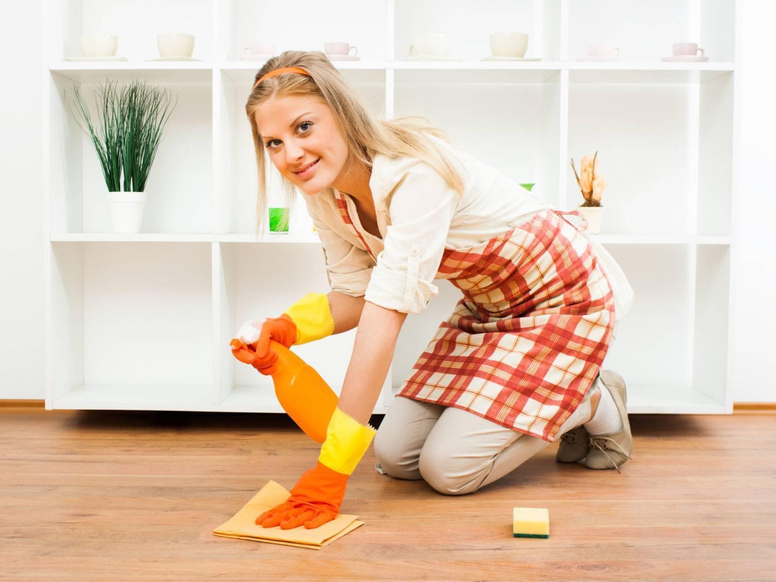Правильная уборка в доме: правила и полезные советы