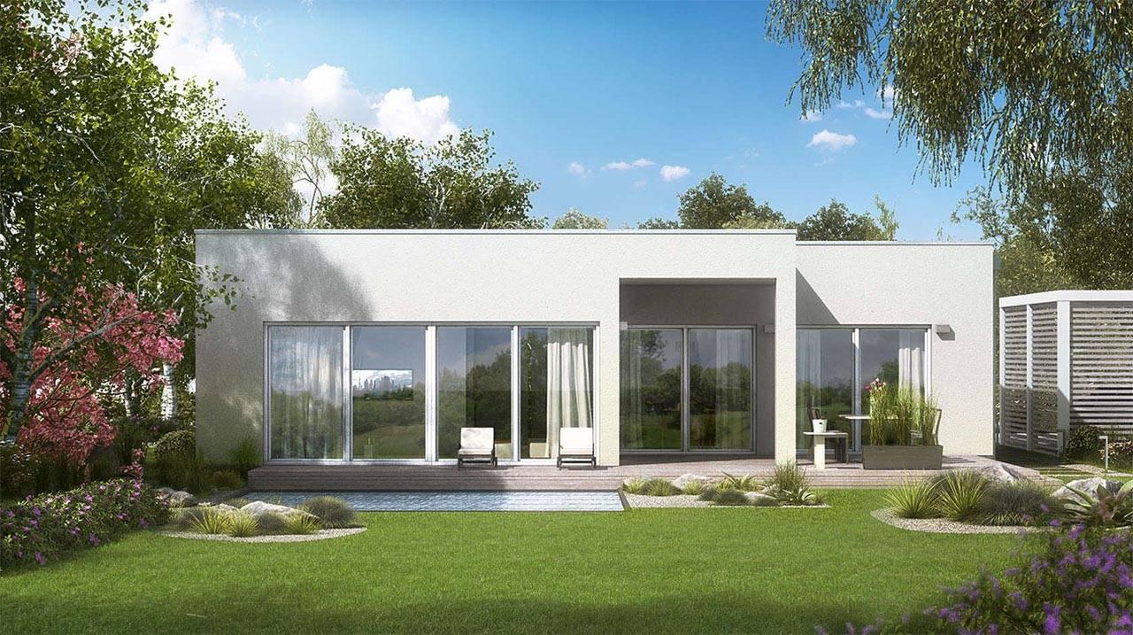 Дома в стиле хай-тек: красивые проекты (60 фото)