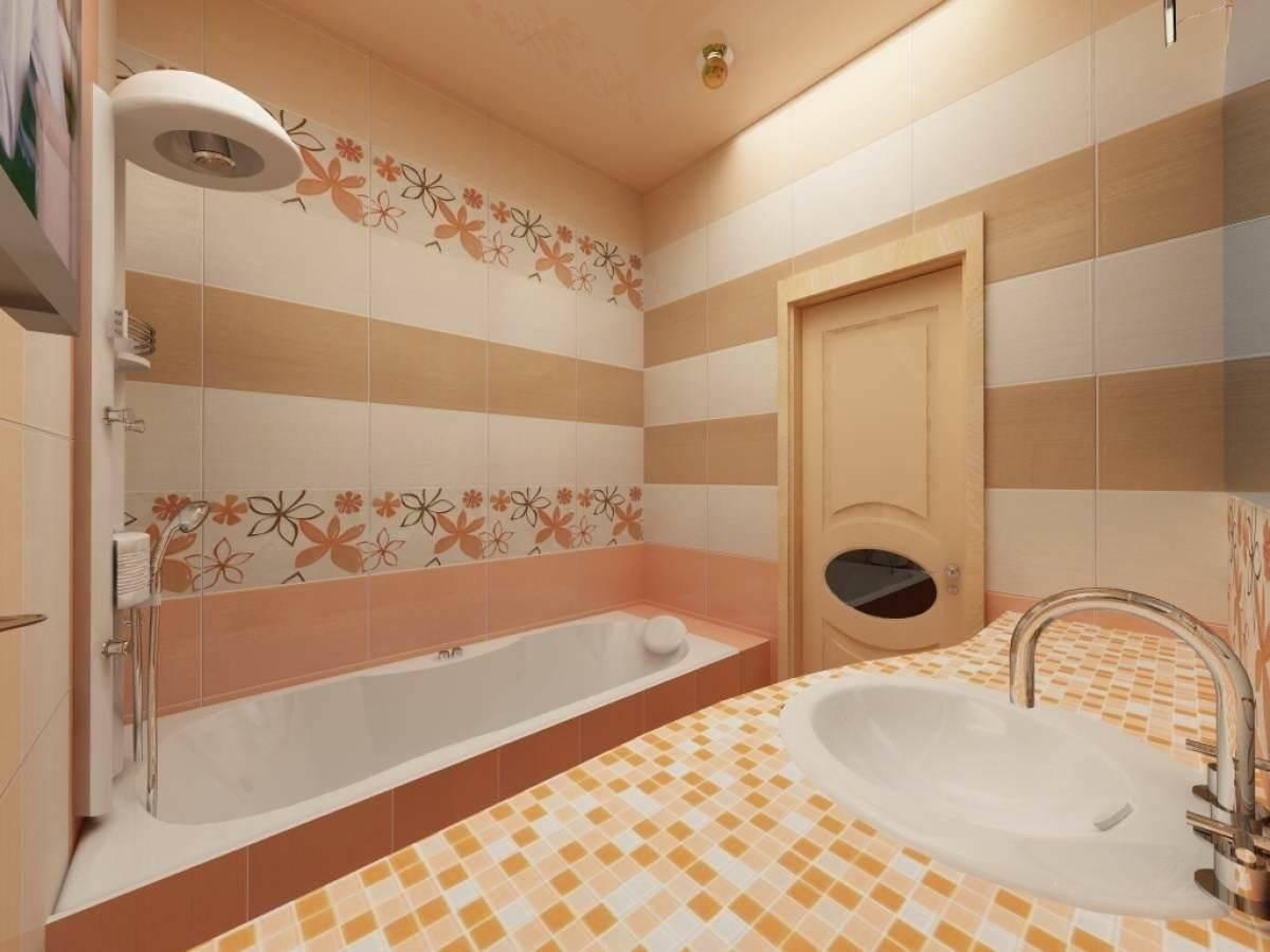 Чем отделать ванную комнату кроме плитки: дешевые, но красивые материалы
