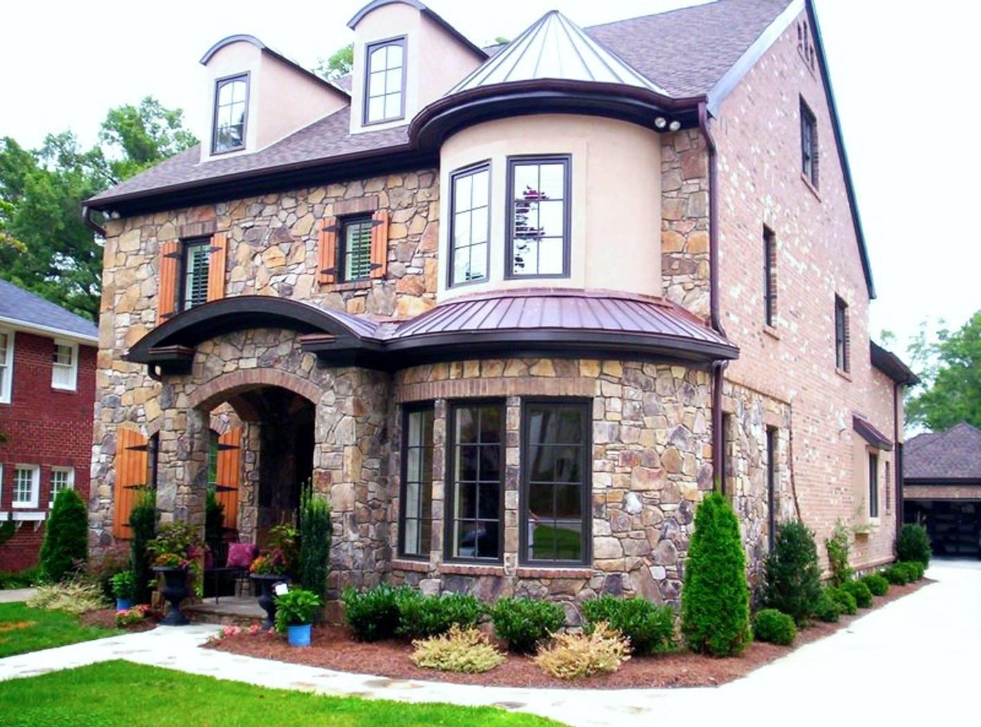 7 советов по выбору облицовочного камня для фасада и цоколя | строительный блог вити петрова