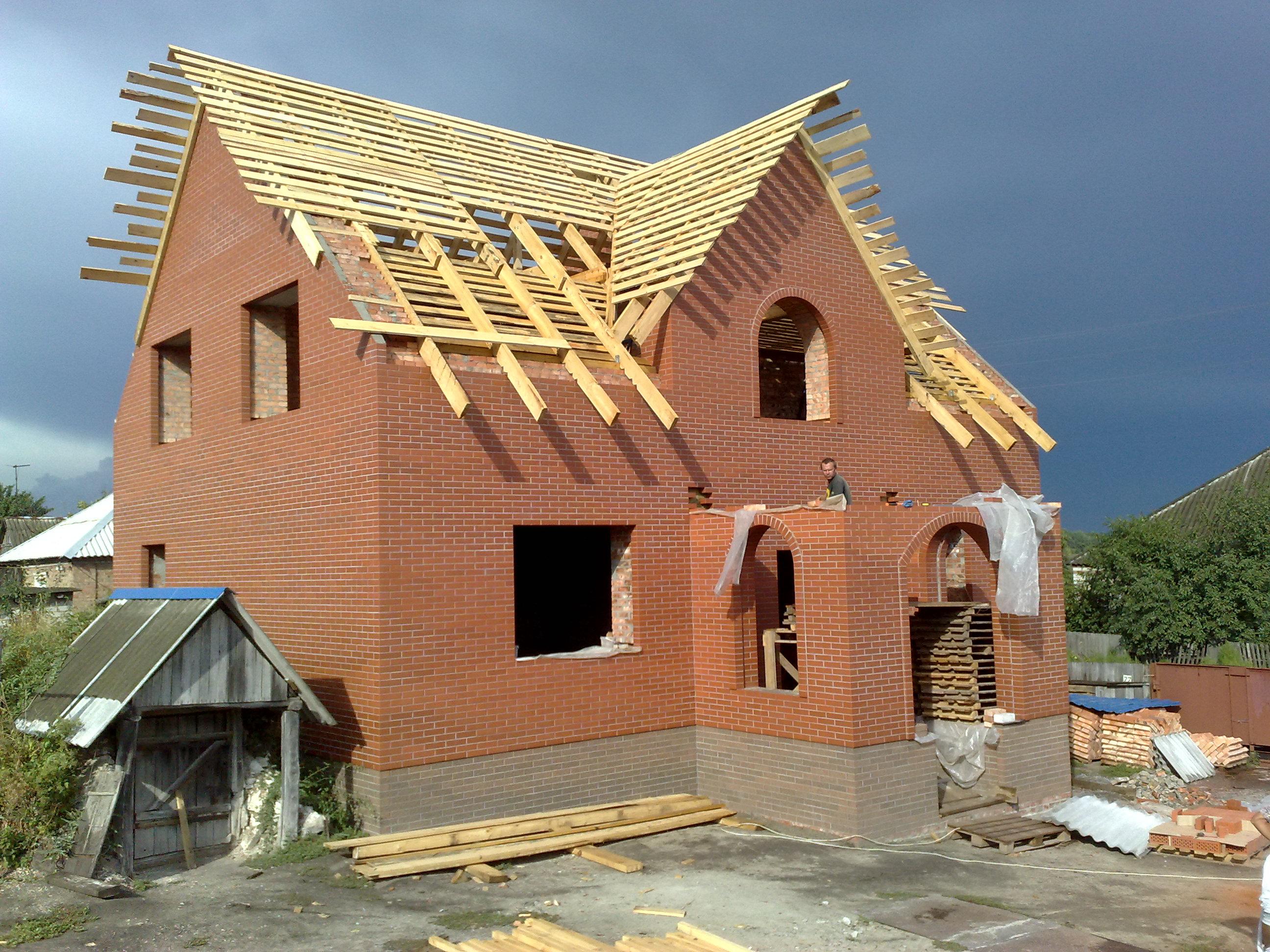 «сделать дом» – этапы строительства частного дома с нуля