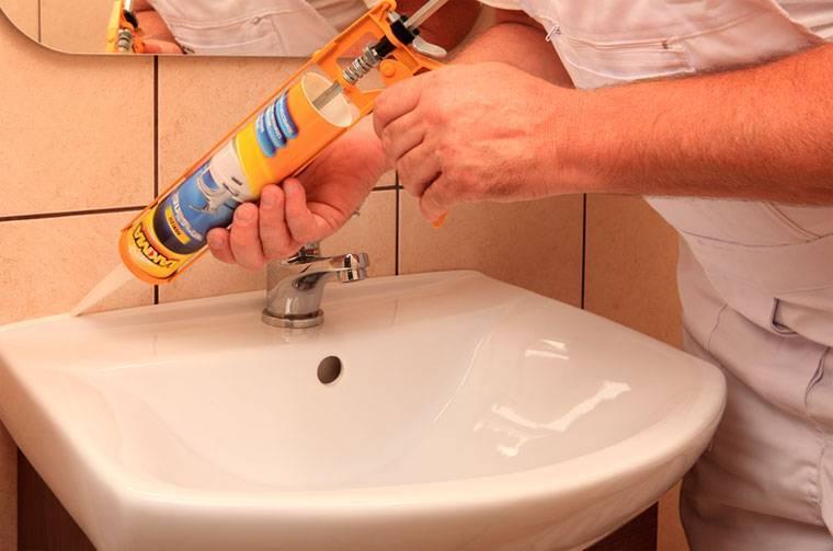 Сколько сохнет лучший силиконовый герметик для ванной, как правильно наносить