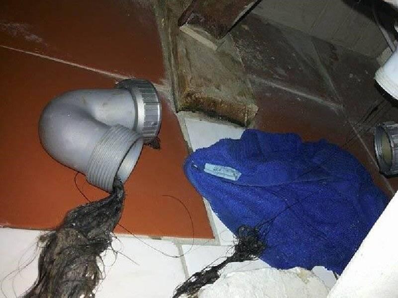 Как прочистить канализационные трубы и устранить засор: лучшие способы - vodatyt.ru