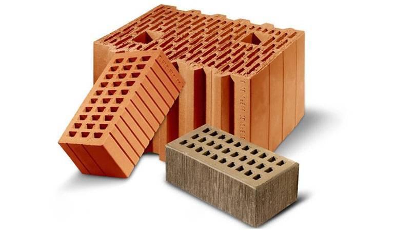 Недостатки поризованного керамического блока