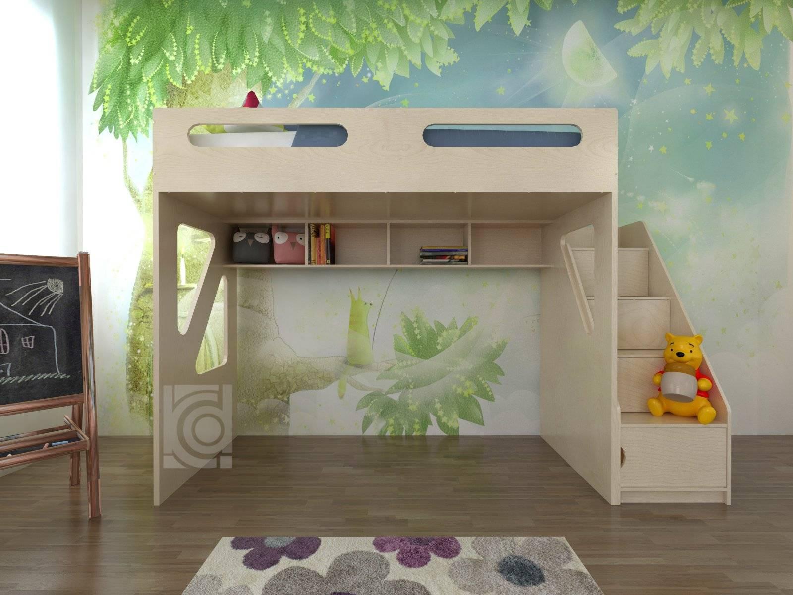 ᐈ  ???? ???? кровать чердак в интерьере разных комнат 45 фото | ⭐ 2020 дизайн интерьера a-r-s