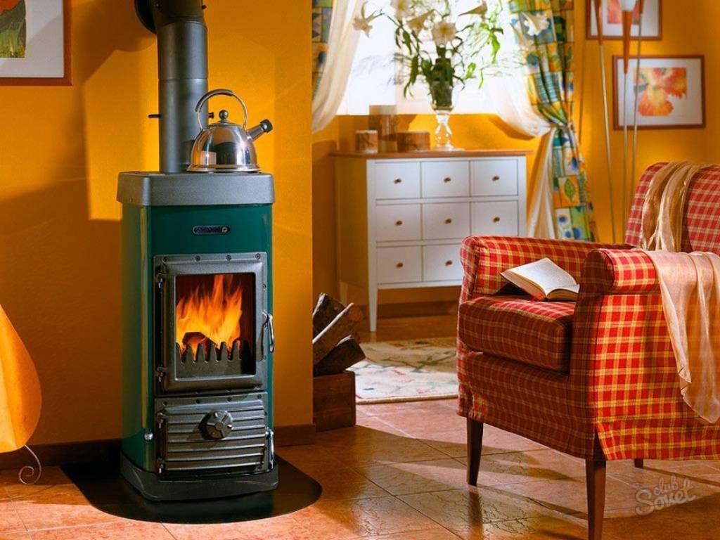 Печь для дома длительного горения на дровах: какая лучше, разновидности, изготовление своими руками