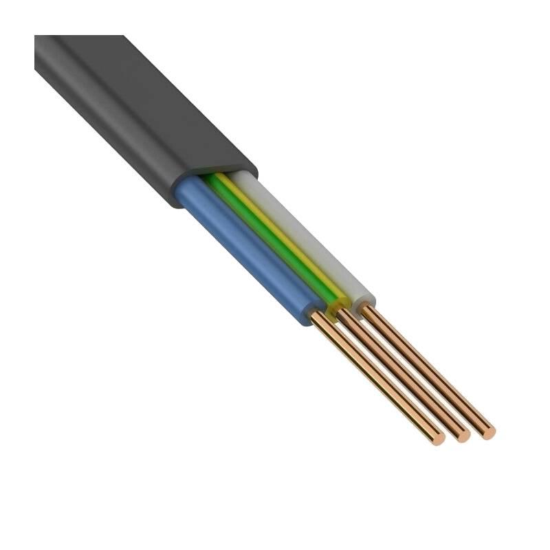 Технические характеристики силового кабеля ввг
