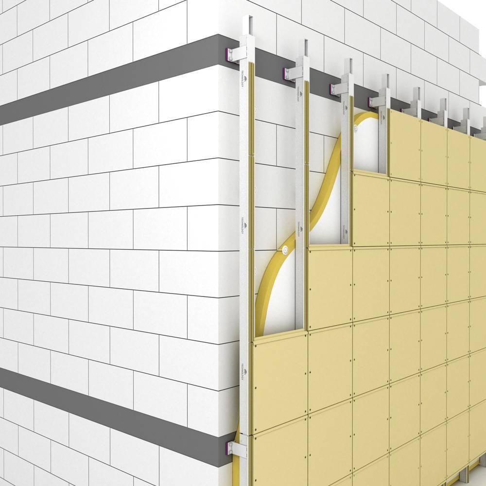 Варианты отделки фасадов домов из газобетонных блоков