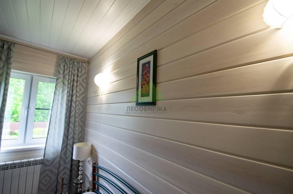 Советы, материалы и идеи: как покрасить вагонку внутри дома?
