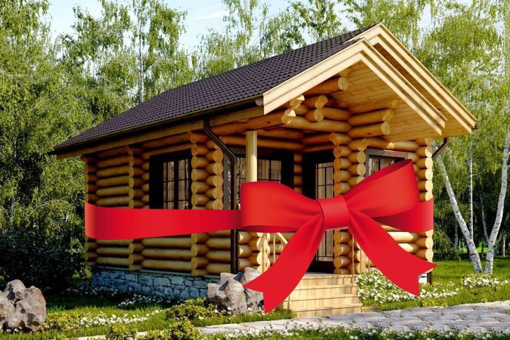 Нюансы строительства бревенчатого дома