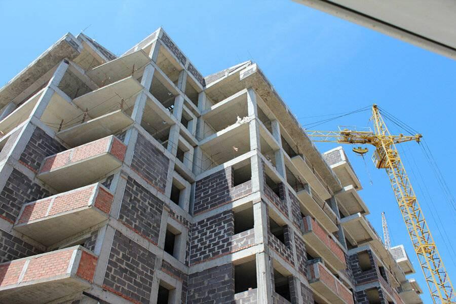 Монолитное многоэтажное строительство домов в санкт-петербурге и ленинградской области