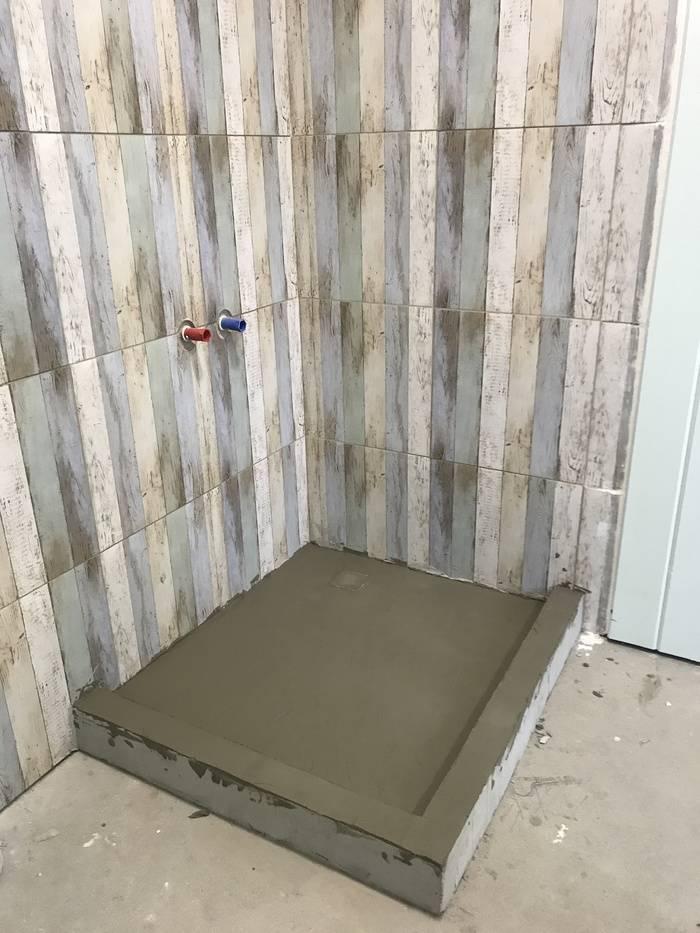 Душевой поддон в ванную комнату своими руками: как сделать, чем облицевать, установка, изготовление, монтаж, фото