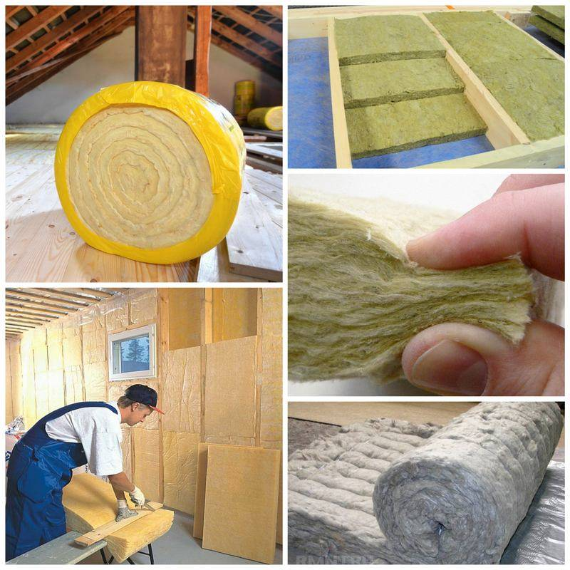 Базальтовая вата или минеральная вата – что лучше использовать для теплоизоляции?