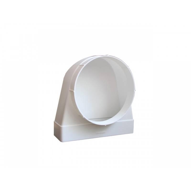 Вентиляционная труба пвх: пластиковая вент труба, виды, особенности монтажа